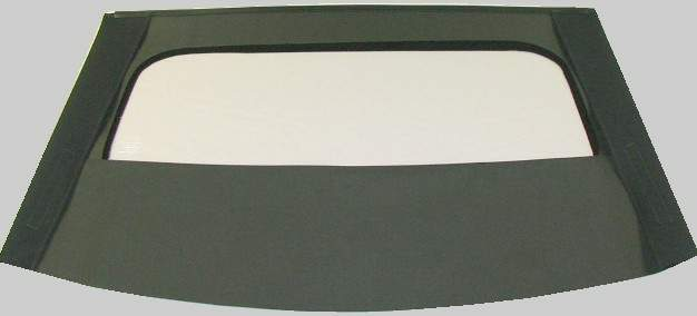 Camaro convertible rear window vinyl trim 1994 02 ebay for 2000 camaro window motor replacement
